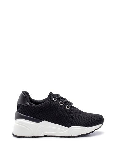 Derimod Kadın Ayakkabı (602301) Spor Siyah